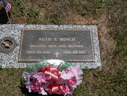 Ruth Ernestine <I>Butcher</I> Bunch