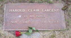 Harold Clair Largent
