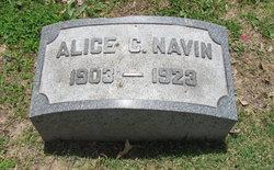 Alice C Navin