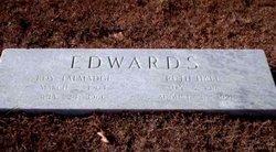 Ruth <I>Hall</I> Edwards