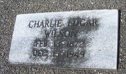 Charlie Edgar Wilson