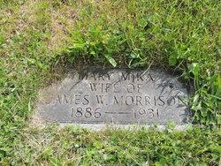 Mary <I>Mika</I> Morrison