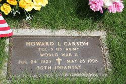 Howard L. Carson