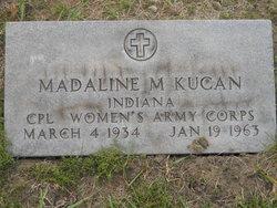 Madaline M Kucan