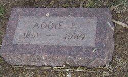 Addie Florence <I>McCan</I> Bressler