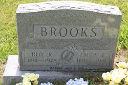 "Emily Lake Erie ""Lake"" <I>Cook</I> Brooks"