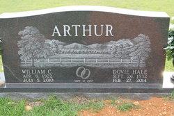 Dovie <I>Hale</I> Arthur
