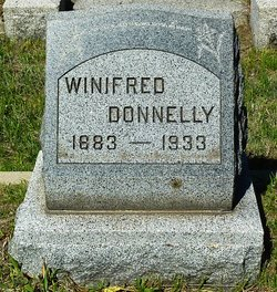 Winifred <I>Nevin</I> Donnelly