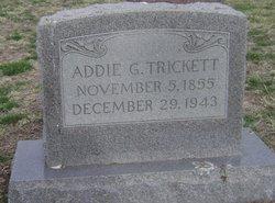 Addie Mallender <I>Gilling</I> Trickett