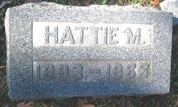 Hattie M. Lewis