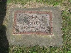 Ethel <I>McCaffrey</I> Thayer