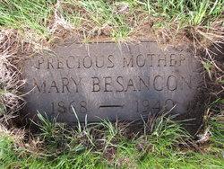 "Marie ""Mary"" <I>Capdeville</I> Besancon"