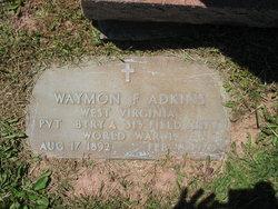 Waymon Franklin Adkins