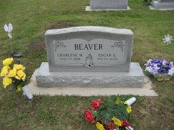 Rev Edgar Beaver