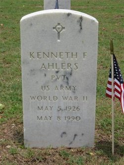 Kenneth F Ahlers