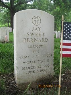 Jay Sweet Bernard