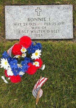 Bonnie Irene <I>Kaller</I> Best