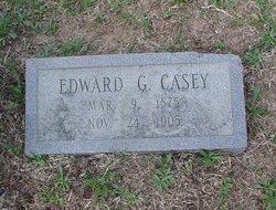 Edward G Casey