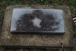 James W. D. Hill