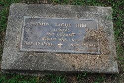 John LaCue Hill, Sr