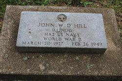 John W.D. Hill