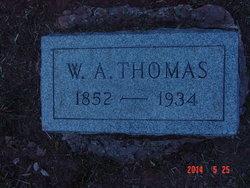 William Alexander Thomas