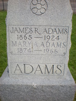 James Richard Adams