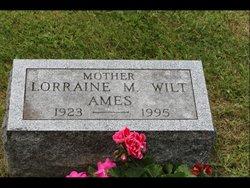 Lorraine M. <I>Wilt</I> Ames