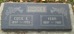 Cecil Earnest Bruce