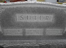 Martha Belle <I>Senior</I> Suter