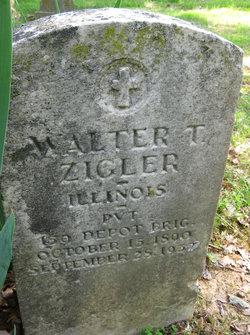 Walter Thomas Zigler