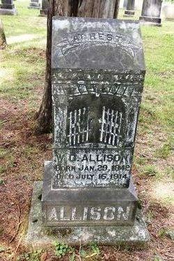 """William Charles """"Buck"""" Allison"""
