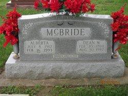 Dean W. McBride