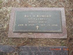 Roy A Romero