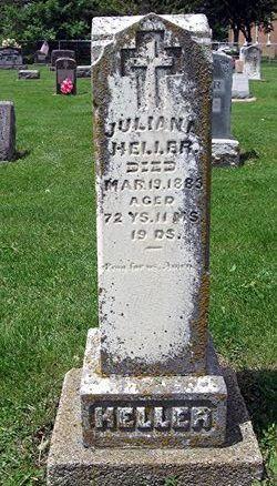 Juliana <I>Goebel</I> Heller