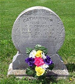 Catharine H. Dhabolt