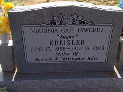 "Virginia Gale ""Sugar"" <I>Sword</I> Kreisler"