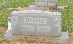 "Sarah ""Sally"" <I>Chenault</I> Harper"
