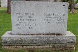 Gladys Mae <I>Spicer</I> Irons