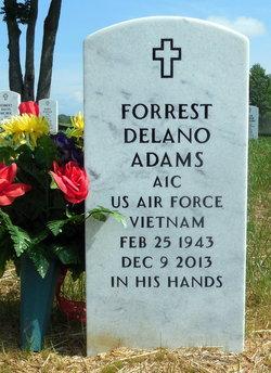 Forrest Delano Adams