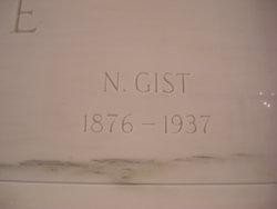 Nathaniel Gist Gee