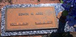 Edwin M. Agee