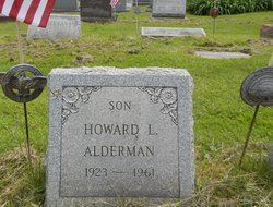 Howard L Alderman