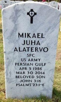 Mikael Juha Alatervo