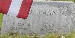 Lewis L Alderman