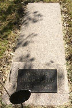 Blanche Etna <I>Brady</I> Rommereide