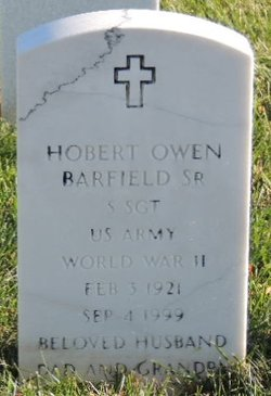 Hobert Owen Barfield, Sr