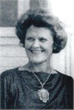 Cleo Larue <I>Anderson</I> Burnside