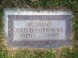 George David Horrocks