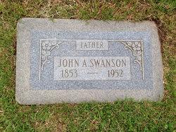 John August Swanson